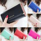 Korean fashion beautiful simple letter of love seventy percent of MS Long Wallet