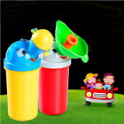 Portable Baby Kids Toddler Car Travel Camping Pee Urinal Toilet Potty Training