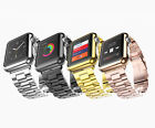 HOCO Stainless Watch Strap Band + Protect Case Skin for Apple Watch 38mm 42mm MS