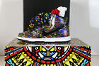 Nike SB X Concepts Dunk High Stained Glass with Special Box 313171-606 7 10.5