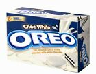 NEW OREO Chocolate COOKIES Covered Original Double Mini WHITE GREAT FLAVOURS