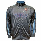 New Majestic NBA Oklahoma City Thunder  Mens Track Jacket Officially Licensed!!!
