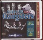 GAMBLERS and GANGSTERS 10-CD SET in Case w/16 Episodes NEW SEALED