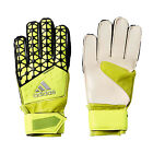 adidas Ace Fingersave Junior Replique Goalkeeper Goalie Glove Yellow