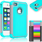 Hybrid Rugged Rubber Matte Hard Shockproof Case Cover Skin For Iphone 4 4g 4s