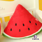 New fruit plush pillow toys kids gifts Watermelon sofa cushions pillow