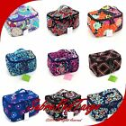 NWT VERA BRADLEY TRAVEL COSMETIC MAKEUP CASE BAG PURSE FLORAL