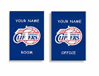 PERSONALIZED Los Angeles Clippers Light Switch Covers NBA Basketball Home Decor on eBay