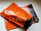 Orange Postage Mailing Bags 20 50 100 200 500 10x14 strong Quality 240x330 10x13