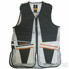Browning Ultra Shooting Vest in Beige for Clay Pigeon Gun