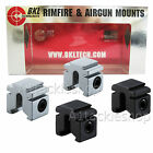 BKL 181  2 Piece Riser Blocks For Rifle Scope Mounts