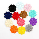 Newly Embroidered Applique Flowers Patch Iron on Sew DIY Craft Clothes Decor