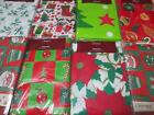 Flannel back plastic tablecloth table cover cloth christmas 130cm x 225cm