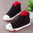 NEWFashion Kid'sGIRLS Sports Casual Canvas Sneakers Shoes Boots