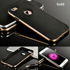 Luxury Metal Bumper Silicone Shockproof Case Slim Cover for iPhone 5s 6 6 Plus