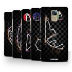 STUFF4 Phone Case/Back Cover for Huawei Honor 7 /2014 F1 Track