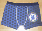 1 Pair Boys Chelsea Boxer Shorts BNWT Ages 4-5, 5-6, 7-8, 9-10 & 11-12.  (240)