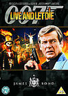 LIVE AND LET DIE DVD JAMES BOND 007 REMASTERED EDITION Roger Moore Brand New UK £4.75 GBP