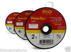 RIO POWERFLEX TIPPET LEADER MATERIAL 110YD SPOOL  ****2015 STOCKS****