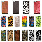 Animal Print Pattern cover case for Apple iPhone - G26