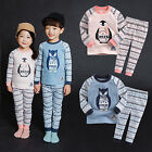 "Vaenait Baby Infant Toddler Kids Girls Boys Clothes Pajama Set ""Adelie"" 12M-7T"