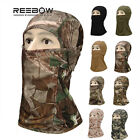 Tactical Tight Balaclava Mask Full Face Polyester Cover Motorcycle Outdoor SWAT