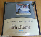 JJ Cole bundle me baby 0-12 m 1 y BNIP Stone footmuff infant seat liner boy