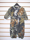 Infant Girls Mossy Oak Long Sleeve Camo Bodysuit W/Lace Size 3/6 Month