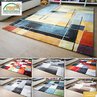 NEW MODERN RUG DESIGNER MODENA MODERN ART DESIGN SOFT QUALITY MATS SMALL LARGE