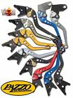 Kawasaki ZX6R ZX6RR 636R 2005-2006 PAZZO RACING Lever Set ANY Color and Length
