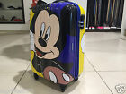 Trolley American Tourister Disney legends Topolino Mickey Mouse spinner 4 ruote