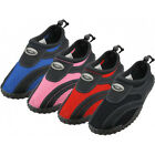 Внешний вид - New Youth Boys Girls Slip On Water Shoes/Aqua Socks/Pool Beach, Sizes: 4-7