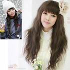New Fashion Style Women Girls Sexy Long Small Curly Full Wavy Hair Wig 3 Colors