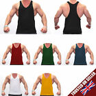 Stringer Bodybuilding Men Gym Vest, Y Back, Racerback, Tank Top, Bodybuilder lot