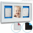 Baby Photo Picture Frame Hand Footprint Casting Print Clay Moulding Kit Keepsake