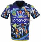 North Queensland Cowboys 2016 Indigenous Jersey 'Select Size' S-3XL BNWT