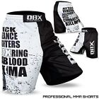 MMA Grappling Shorts Cage Fighter UFC Kick Boxing Short Muay Thai S-M-L-XL-XXL