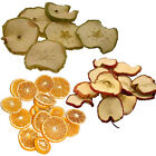 DRIED APPLE & ORANGE FRUIT SLICES DECORATION FOR WREATH MAKING CHRISTMAS FLORIST
