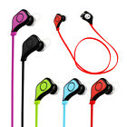 S5 Wireless Bluetooth4.1 Stereo Sport Earphone Headphone for iPhone Samsung