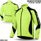 Cycling Jacket Windstopper Winter Thermal Fleece Windproof Long Sleeve Bike Coat <br/> Windstopper Fabric With Fleece Linning IDEAL FOR WINTER