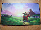 The Legend of Zelda Yugioh VG MTG CARDFIGHT Large Keyboard Mouse Pad Playmat #21