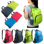 Outdoor Sports Waterproof Nylon Foldable Backpack Hiking Bag Rucksack Camping
