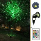 Outdoor Laser Light Party Lamp Garden Tree Wall Decorate Night Lighting Display