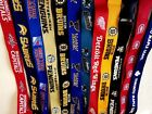 NHL LANYARD TEAM OFFICIALLY LICENSED BREAKAWAY CLIP KEYCHAIN ID BADGE HOLDER $6.75 USD on eBay