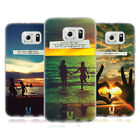 HEAD CASE DESIGNS LOVE AND SUNSETS SOFT GEL CASE FOR SAMSUNG PHONES 1