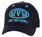 Animal Boy's Bonassola Adjustable Cap - Black