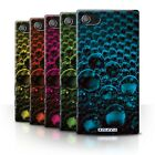 Bubbles/Droplets Phone Case/Cover for Sony Xperia Z5 Compact/4.6