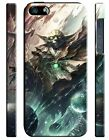 Star Wars The Force Awakens Yoda Iphone 4s 5 5s 5c 6 6S 7 + Plus Case Cover ip2 $19.93 CAD on eBay