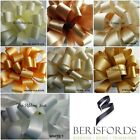 DOUBLE SATIN RIBBON SHADES OF NEUTRAL 7 SHADES, 8 WIDTHS 5 LENGTHS BERISFORDS