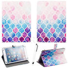 """For RCA 7"""" Voyager Tablet / Voyager II 7"""" Universal Stand PU Leather Case Cover"""